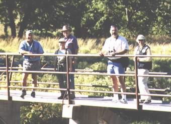 The birding group