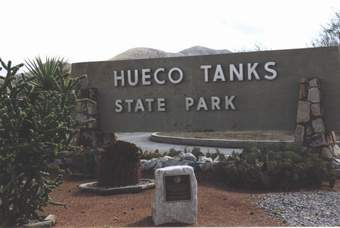 Hueco Tanks SP