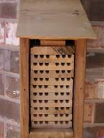 Diy Carpenter Bee House